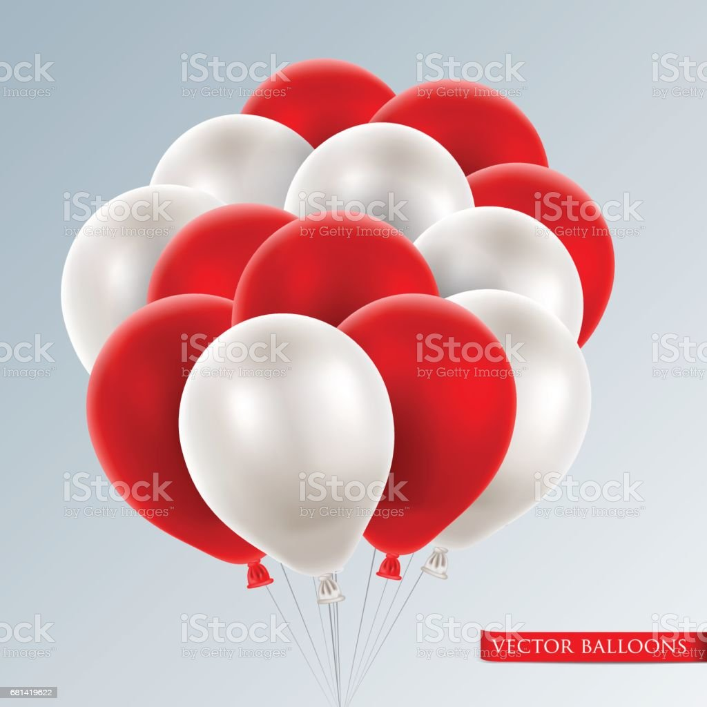 Vector illustration of balloons royalty-free vector illustration of balloons stock vector art & more images of air vehicle