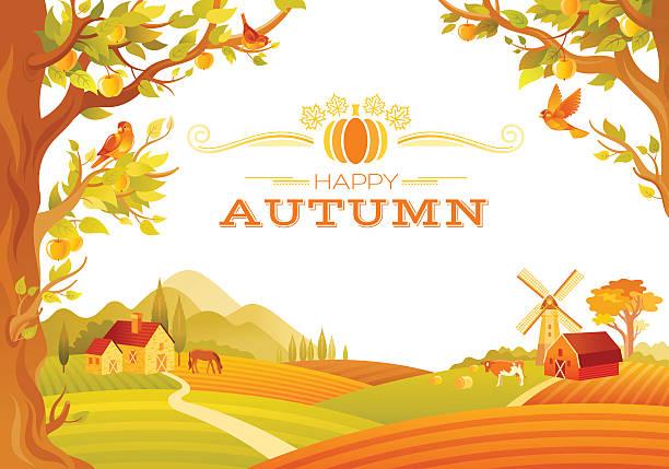 Best Fall Festival Illustrations, Royalty-Free Vector ...