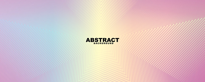 Vector illustration of bright color abstract line pattern background. EPS10.