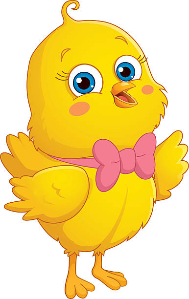 Royalty Free Little Chicken Clip Art, Vector Images ...