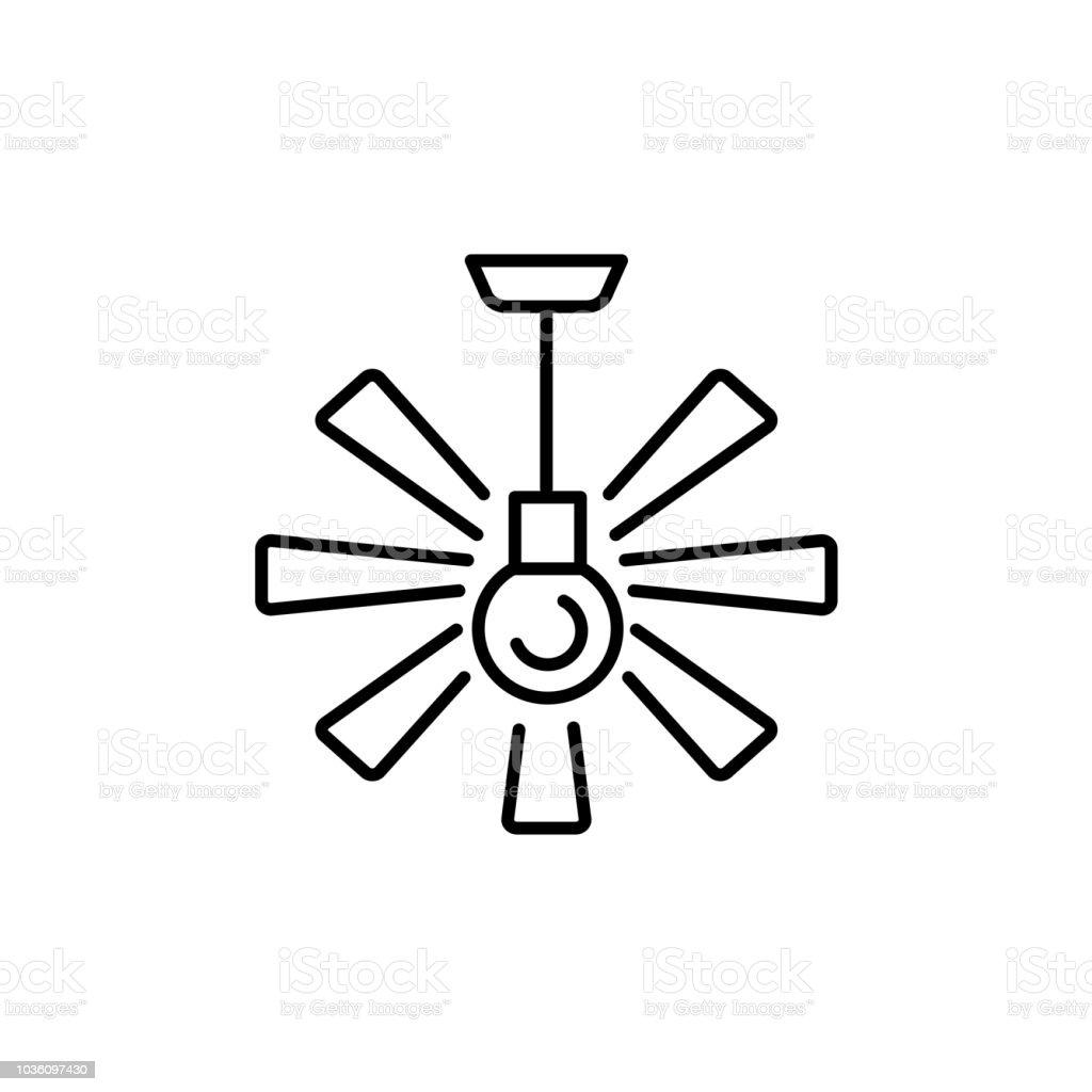 ceiling fan line drawing  u2013 shelly lighting