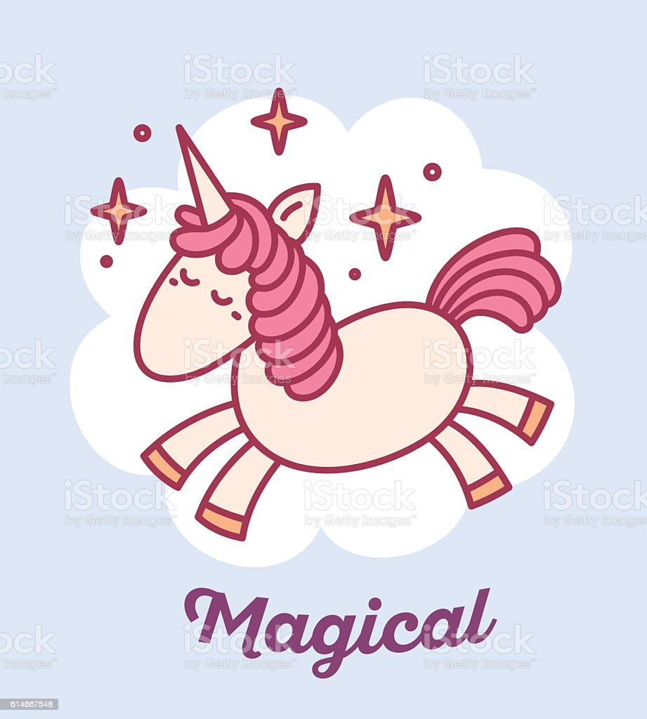 Magical Sky Clip Art