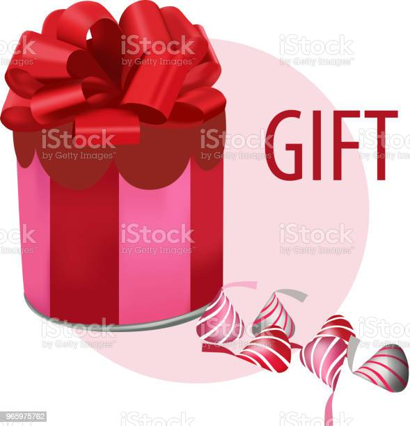Vector Illustration Of Gift Stock Illustration - Download Image Now