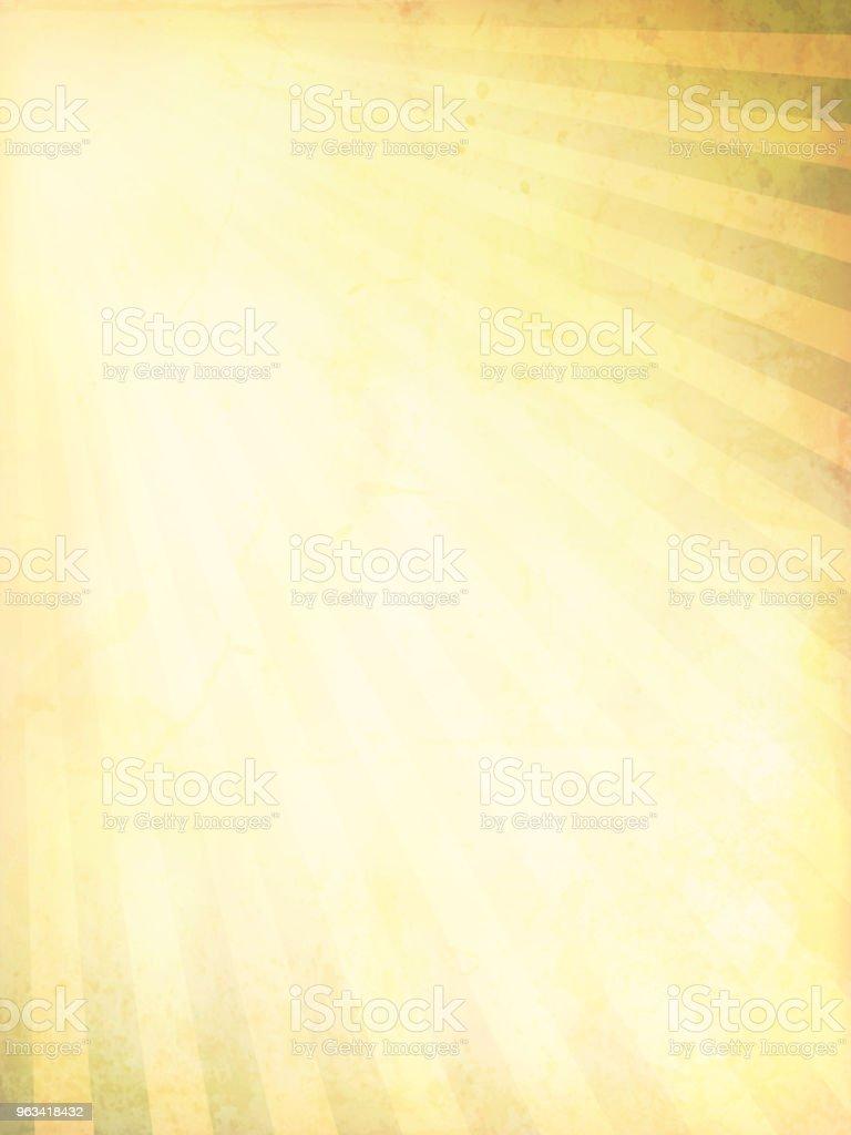 Vector illustration of grunge light sunburst - Grafika wektorowa royalty-free (Abstrakcja)