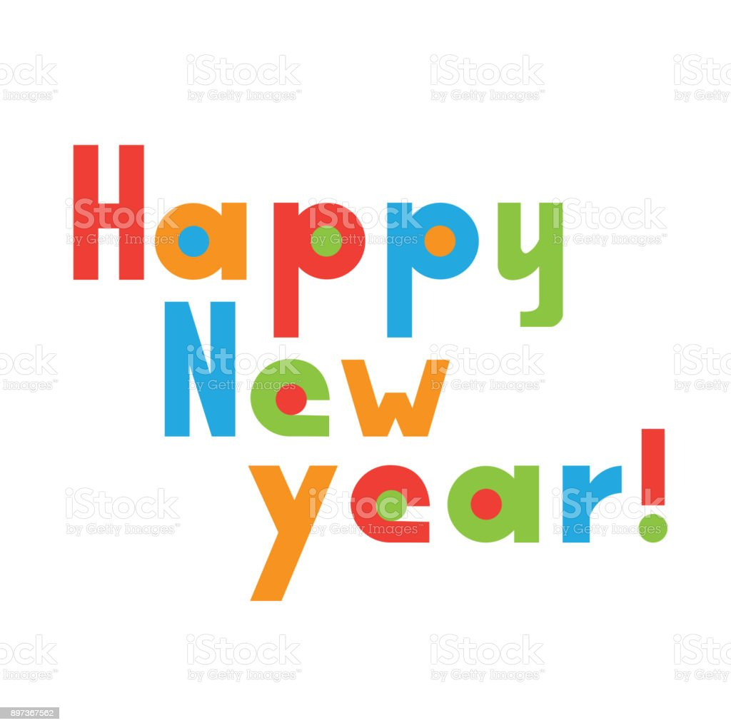 Happy New Year Letter 96
