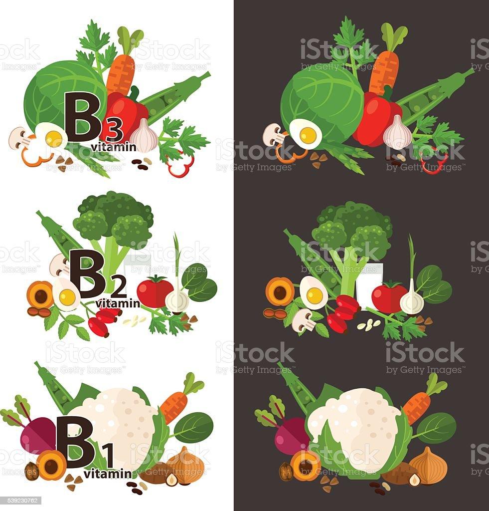 Ilustración de vectores de comida saludable ilustración de ilustración de vectores de comida saludable y más banco de imágenes de ajo libre de derechos