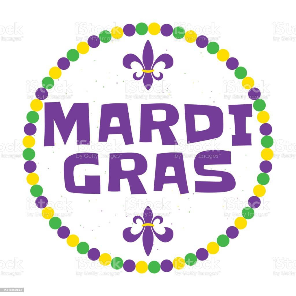 vector illustration of mardi gras background with typography text rh istockphoto com mardi gras vector free mardi gras vector free
