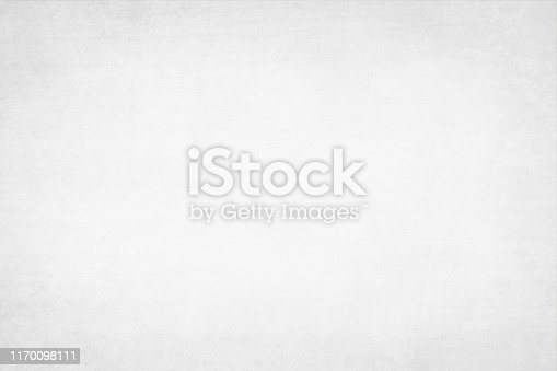 istock Vector Illustration of Pale Gray plain grungy gradient empty background for stock 1170098111