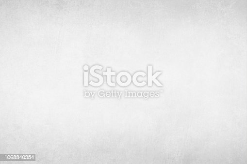 istock Vector Illustration of Pale Gray plain grungy gradient empty background 1068840354