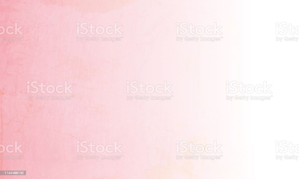Vector Illustration of Pink and white empty grungy background - arte vettoriale royalty-free di Antico - Condizione