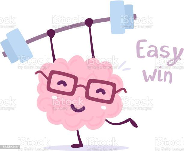 Vector illustration of pink color smile brain with glasses easy lifts vector id875323452?b=1&k=6&m=875323452&s=612x612&h=61ydmvwovgn9lxuwzvwq 8nsiay3ocwi2a6anwcsliy=