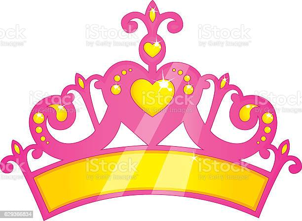Vector illustration of pink princess crown vector id629366834?b=1&k=6&m=629366834&s=612x612&h=wwixu 9yecbfrwuvg62dsvz qyxdlq4desfjpo3wugi=