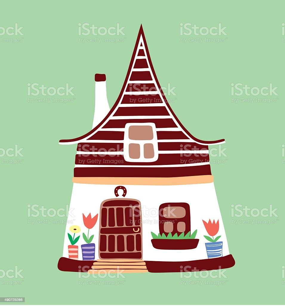 built structure candy residential building roof 2015 vector illustration of rustic house
