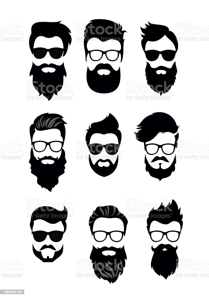 Royalty Free Pompadour Clip Art Vector Images Illustrations Istock