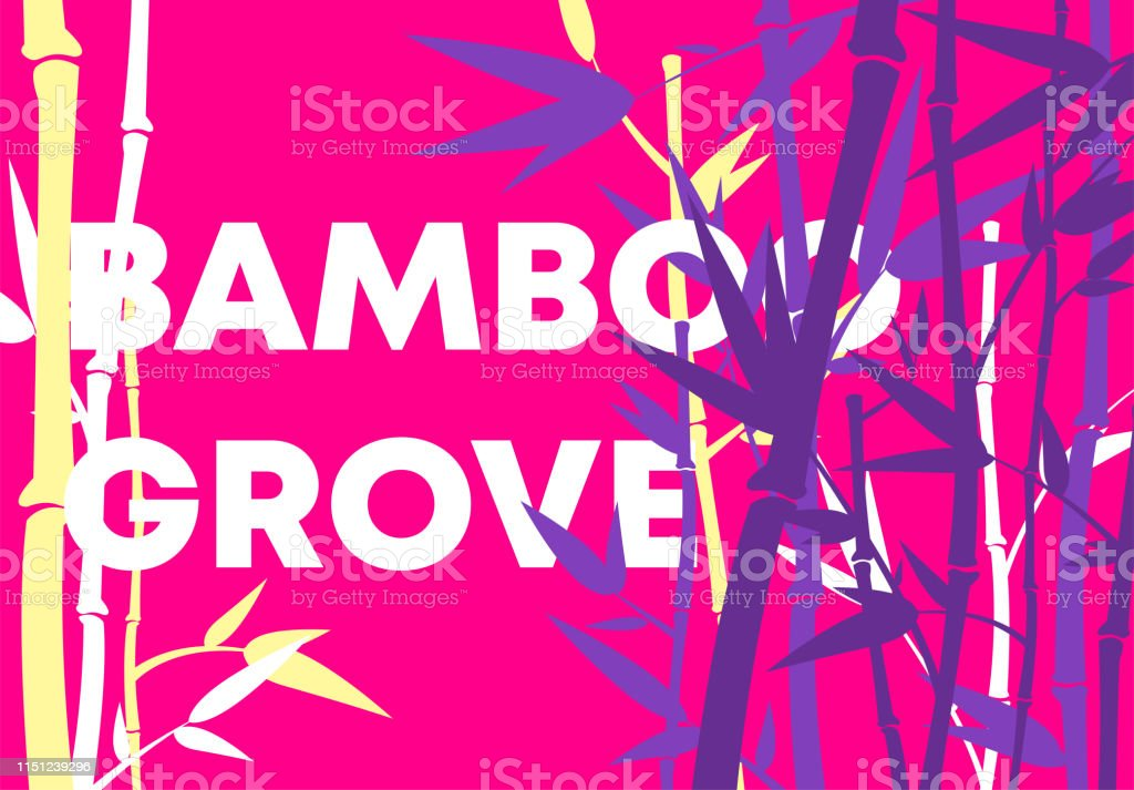 bambu korusu siluet vektor illustration stok vektor sanati afis nin daha fazla gorseli istock bambu korusu siluet vektor illustration stok vektor sanati afis nin daha fazla gorseli istock