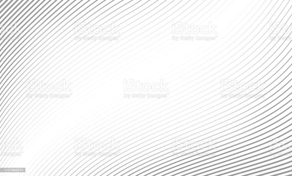 灰色線條抽象背景的樣式的向量例證。每股收益10。混合工具的灰色線條的圖案。 - 免版稅光圖庫向量圖形