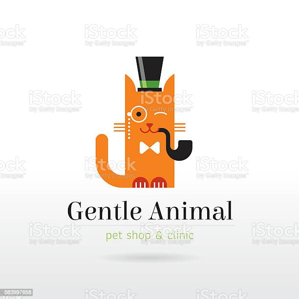 Vector illustration of vintage cat in hat logo icon design vector id583997658?b=1&k=6&m=583997658&s=612x612&h=s3frpqnbsesdl 7mq8qy7iy1yziwhfd0buclu0 7mia=