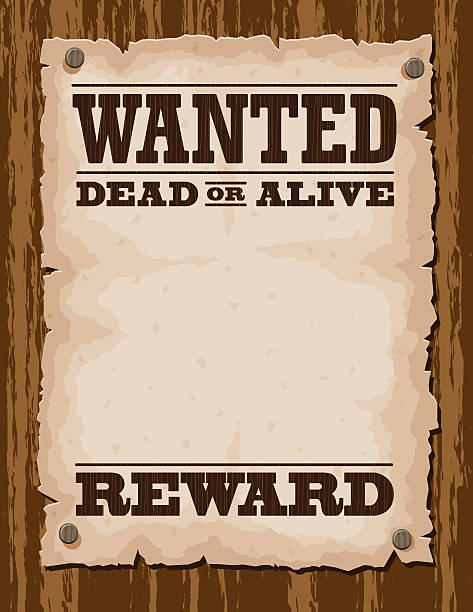 Royalty Free Most Wanted Clip Art, Vector Images & Illustrations ...