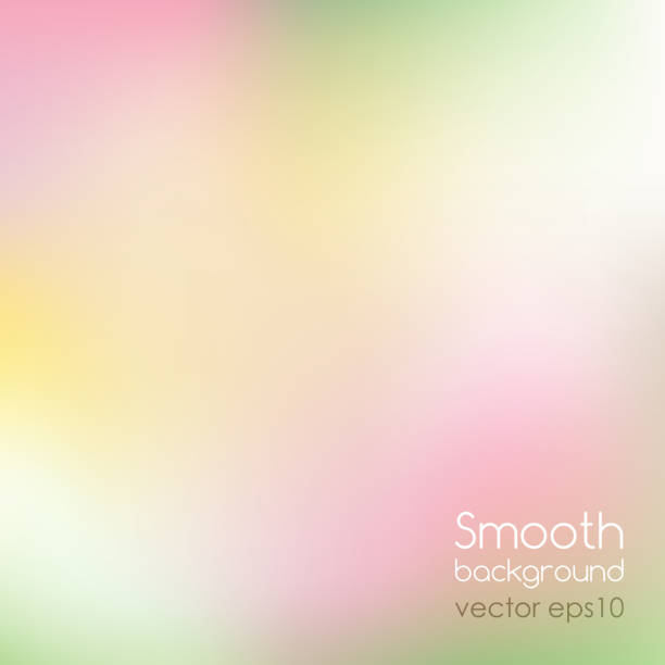 vektor-illustration von aquarell hintergrund - pastellgelb stock-grafiken, -clipart, -cartoons und -symbole