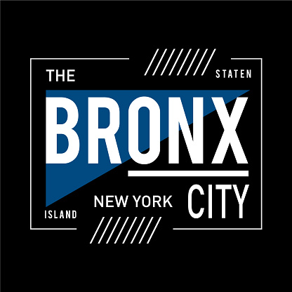 Vector illustration on the theme of New York City,Typography, t-shirt graphics