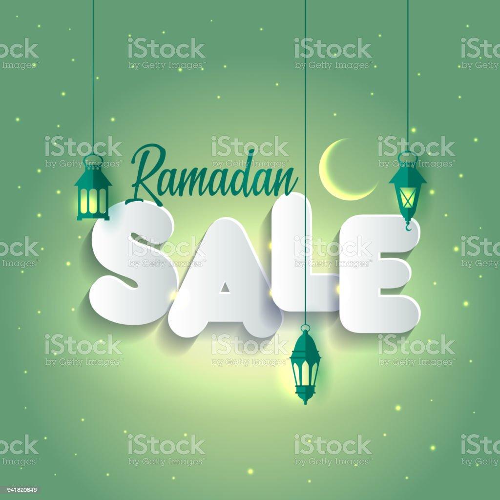 Vector illustration ramadan sale banner discount label sale greeting vector illustration ramadan sale banner discount label sale greeting card m4hsunfo
