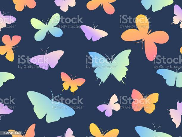 Vector illustration seamless colorful butterfly pattern background vector id1032040004?b=1&k=6&m=1032040004&s=612x612&h=vyei83bnbyk4rxabp3lzhr2o1uztrk5abhev m6wsos=