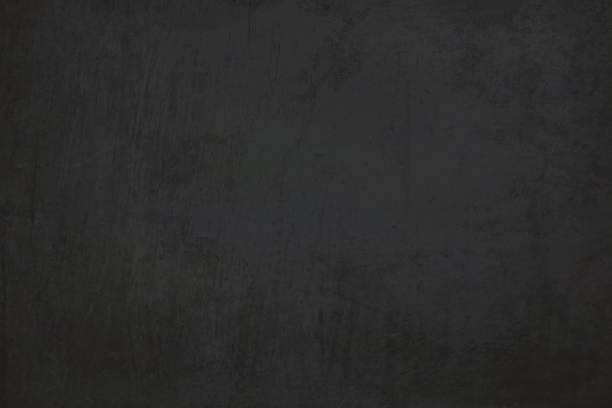 ilustracja wektorowa - teksturowane czarne grungy stare tło - ciemny stock illustrations