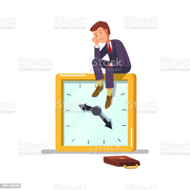 Vector illustration the concept of procrastination vector id864488980?b=1&k=6&m=864488980&s=612x612&h=kfba59uy7gd740wq6ryrs4lrhhslszyutwkwzfeyizs=