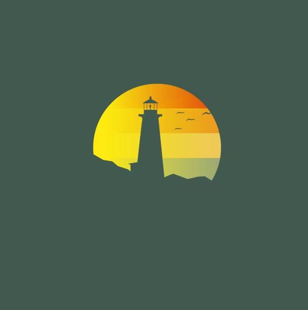 LIGHTHOUSE. Vector Illustration LIGHTHOUSE. Vector Illustration lighthouse stock illustrations