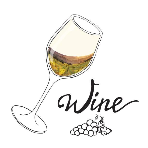 Best Wine Tasting Illustrations, Royalty-Free Vector ...
