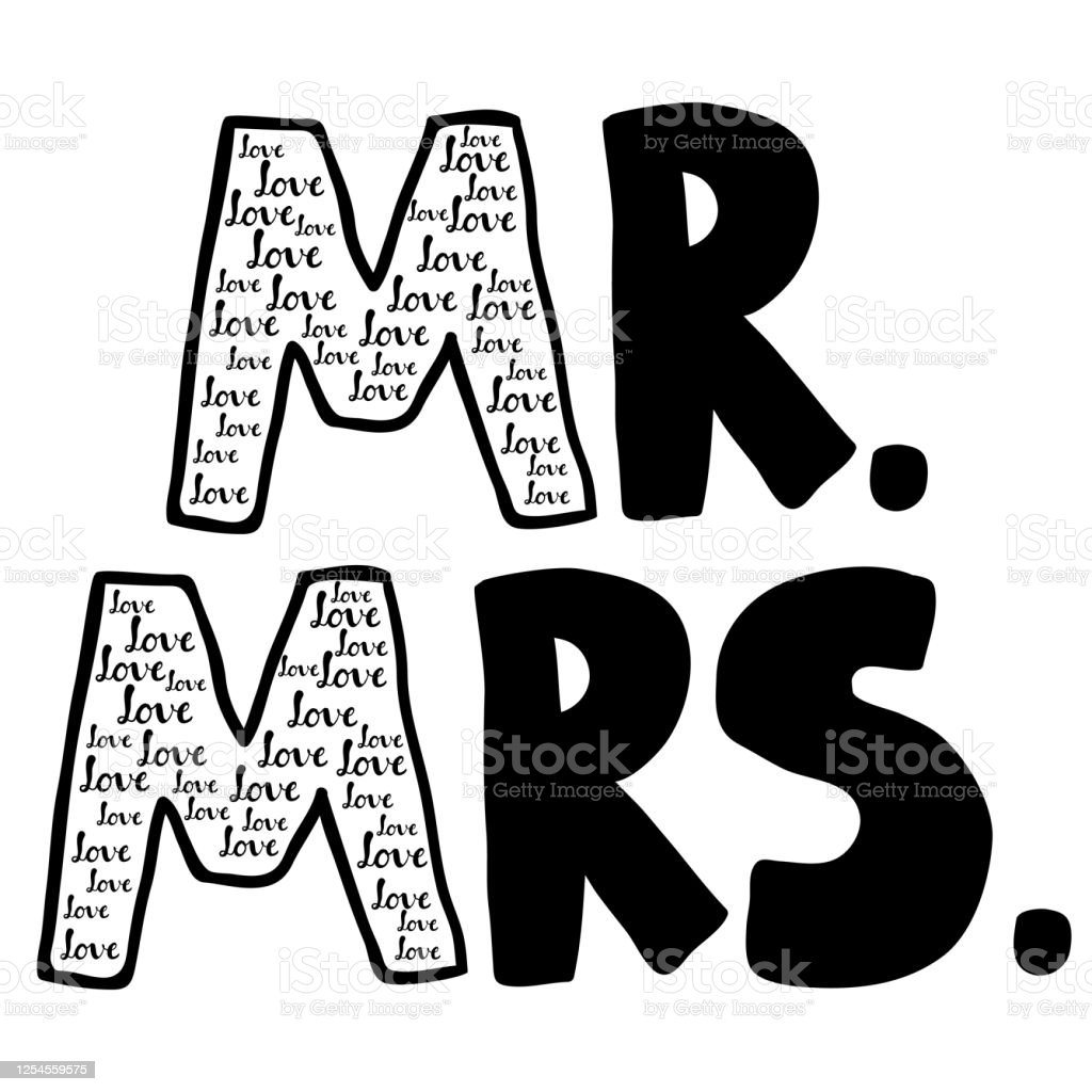 Vector Illustration With Hand Drawn Lettering Mr And Mrs And Word Love Inside Of The Letter M Stock Illustration Download Image Now Istock Rl logo images stock photos vectors shutterstock. vector illustration with hand drawn lettering mr and mrs and word love inside of the letter m stock illustration download image now istock