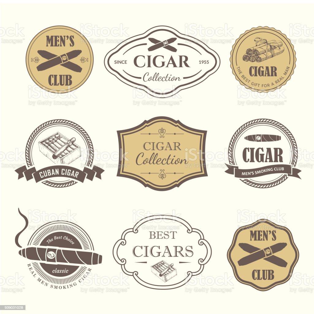 Ilustración de Ilustración De Vector Con El Icono Y Las Etiquetas ...