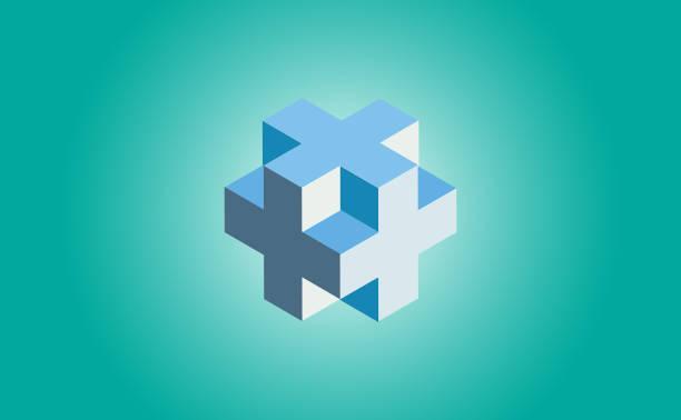 ilustraciones, imágenes clip art, dibujos animados e iconos de stock de illustrator vectores - íconos 3d