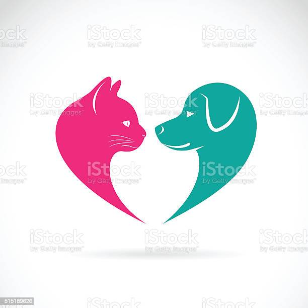 Vector image of an dog and cat vector id515189626?b=1&k=6&m=515189626&s=612x612&h=donsktpgp qcv1batpkdv ybqbdvwmtnggbtvv2 2yw=