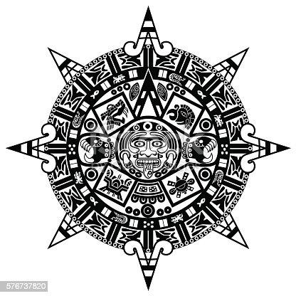 istock vector Indian ornament 576737820