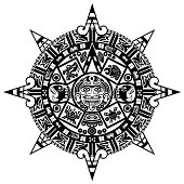 vector Indian ornament