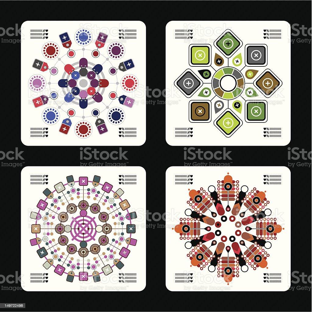 vector infographics royalty-free stock vector art