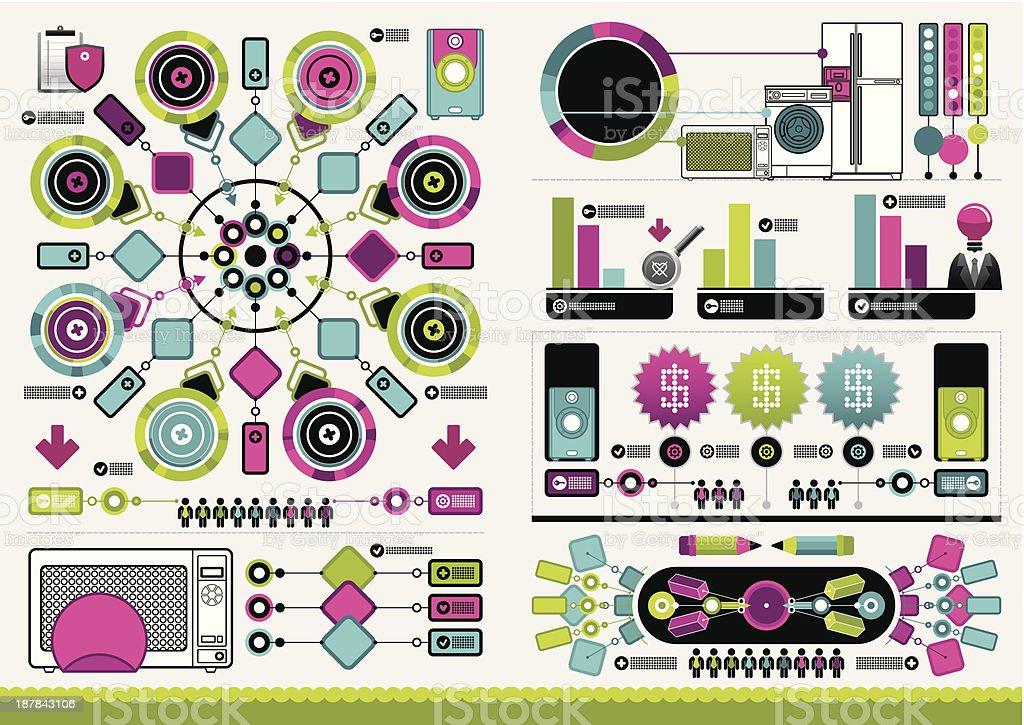 vector infographics royalty-free vector infographics stock vector art & more images of advice