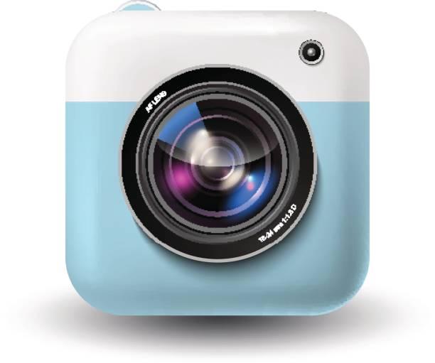 ilustraciones, imágenes clip art, dibujos animados e iconos de stock de icono de cámara instantánea del vector - zoom call