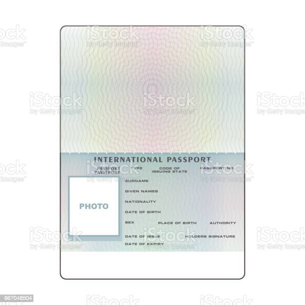 Vector international open passport blank template vector id667048504?b=1&k=6&m=667048504&s=612x612&h=rsx8ze1ksn7l3ru5b4oafemyryayvngemdqjuokmt58=