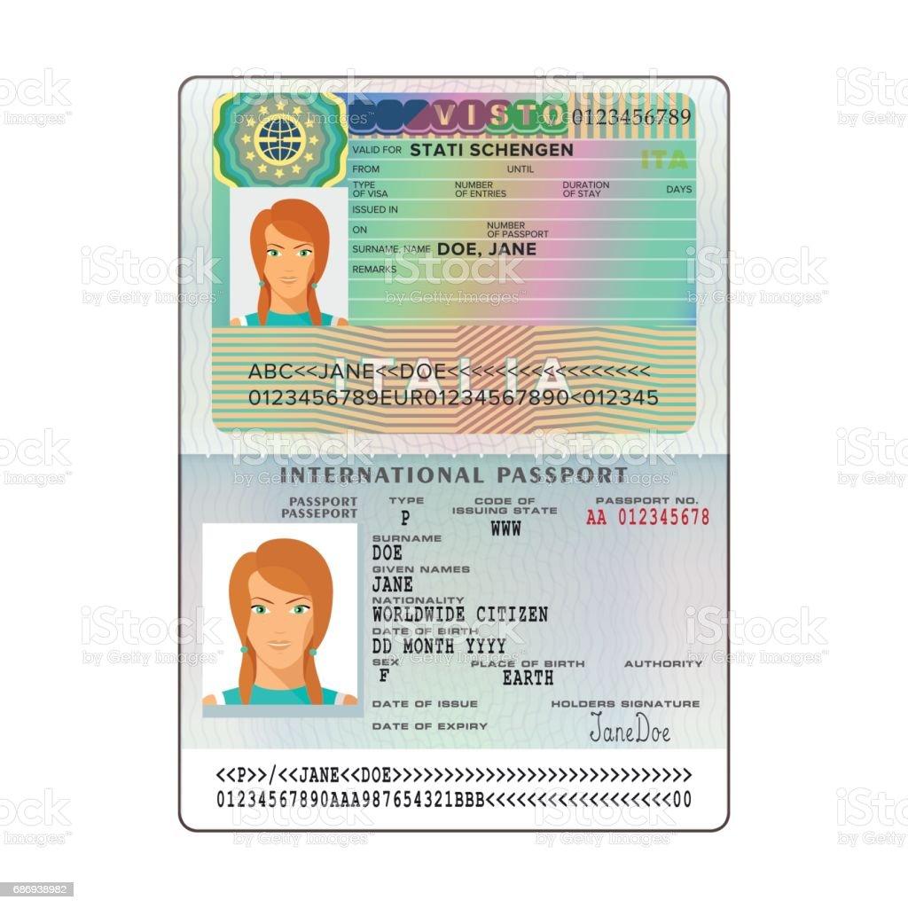 Open a visa to Italy 66