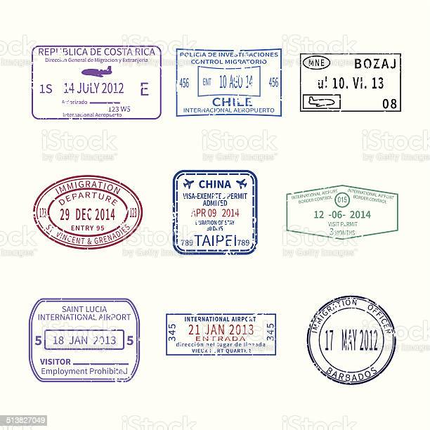 Vector international travel visa stamps for passport set vector id513827049?b=1&k=6&m=513827049&s=612x612&h=q6jrnicgkrd6dgyl4rab3xfcswhna7krbhscrv4qc0o=