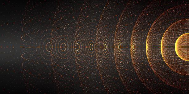 ilustrações, clipart, desenhos animados e ícones de fundo interestelar do espaço do vetor. ilustração cósmica da galáxia. fundo com nebulosa, stardust e estrelas de brilho brilhantes. ilustração do vetor para o partido, arte-final, brochuras, posteres. - organic shapes
