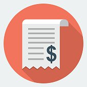 Vector Invoice Icon