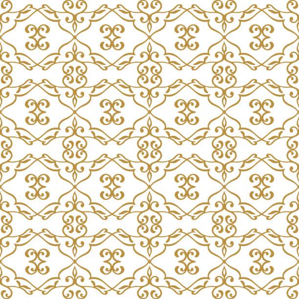 ベクトル イスラム東洋パターン。シームレスなアラビア語花幾何学的 pattern.traditional イスラム教徒の背景。東洋の装飾品。ラマダン カリーム。アラベスク.東文化 - インド料理点のイラスト素材/クリップアート素材/マンガ素材/アイコン素材