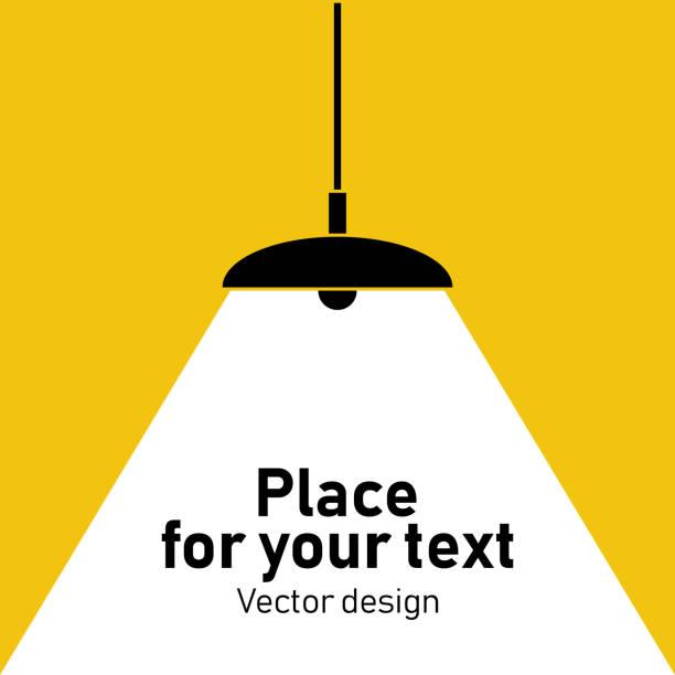 vektör izole lamba. - elektrik lambası stock illustrations