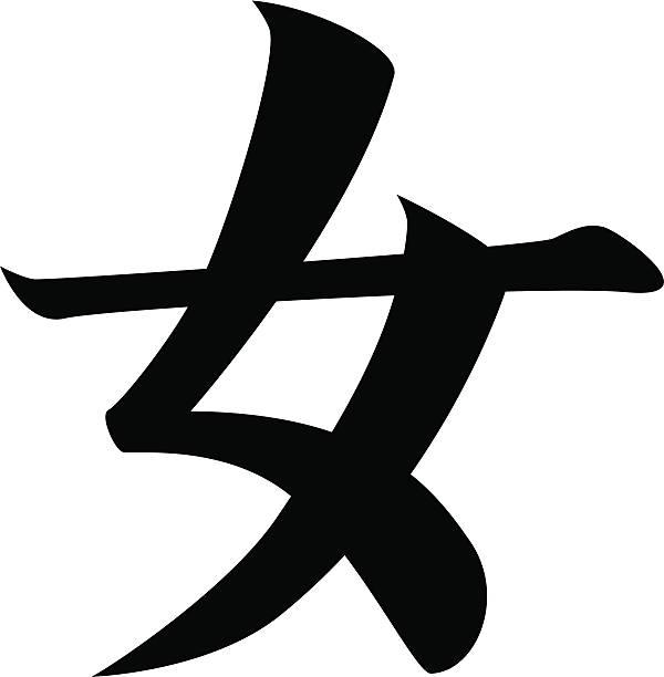 Royalty Free Family Kanji Clip Art Vector Images Illustrations
