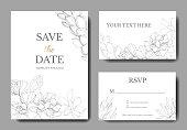 Vector Jungle botanical succulent flower. Wild spring leaf isolated. Engraved ink art. Wedding background card floral decorative border. Elegant card illustration graphic set banner.