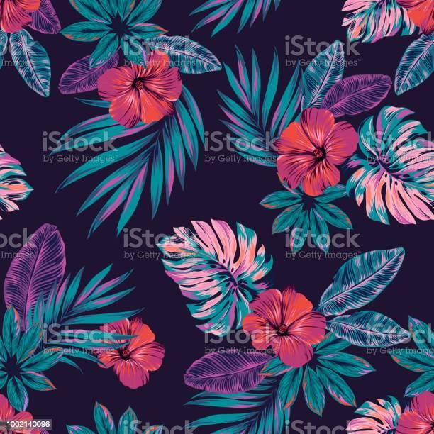 Vector jungle pattern seamless design vector id1002140096?b=1&k=6&m=1002140096&s=612x612&h=i0 wiybq58icoybtx48 rlaplefx7hw8 mvk9meyh68=