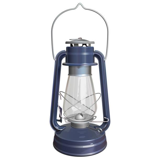 Vector Kerosin Lampe – Vektorgrafik